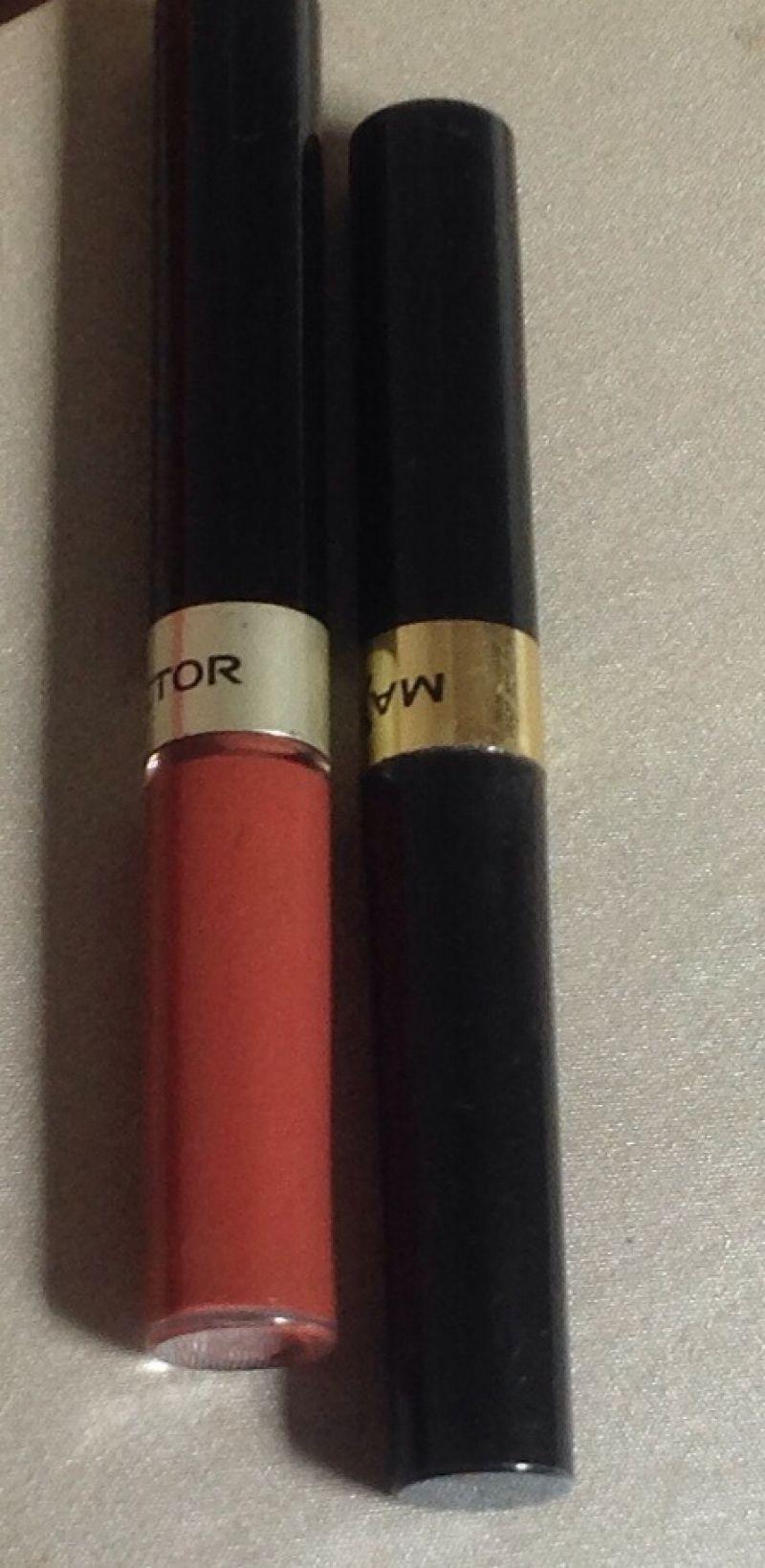 Rouge a lèvre liquide matte, Max Factor : Chahra94 aime !