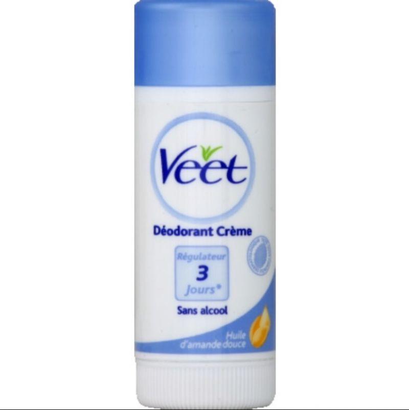 Veet déodorant crème, Veet - Infos et avis
