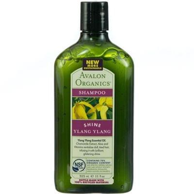 Ylang Ylang Shine Shampoo, Avalon Organics - Infos et avis