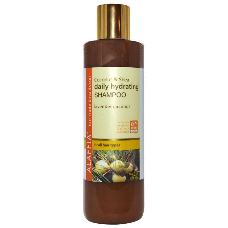Coconut & Shea Daily Hydrating Shampoo, Alaffia - Infos et avis