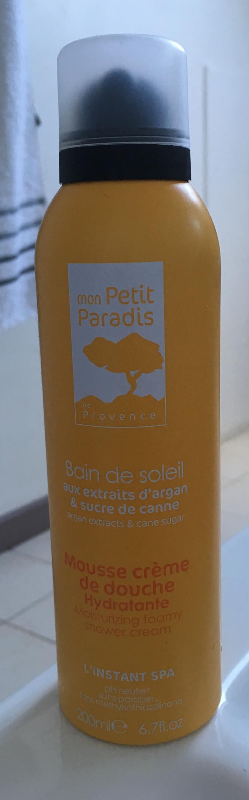 Swatch Mousse crème de douche hydratante, Mon Petit Paradis