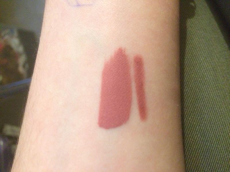 Swatch Crayon a levre mini, Sephora