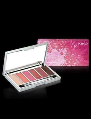 Colour Party Palette, Kiko : Keiko aime !