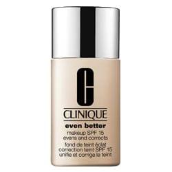 Even Better Makeup SPF15 Fond de teint Eclat Correction Teint SPF15, Clinique - Infos et avis