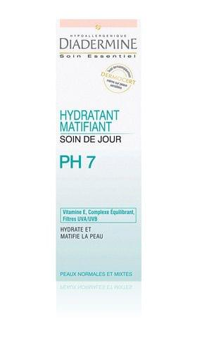 avis soin de jour hydratant ph7 diadermine soin du visage. Black Bedroom Furniture Sets. Home Design Ideas