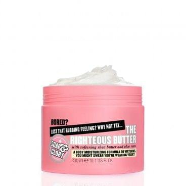 The Righteous Butter, Soap & Glory : Juliettecrm aime !