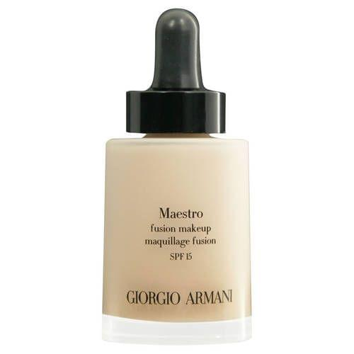 Maestro Maquillage Fusion, Giorgio Armani - Infos et avis