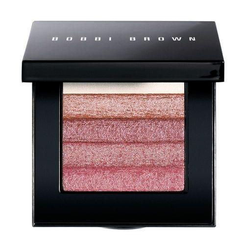 Rose Shimmer Brick Compact - Méli Mélo de Couleurs Rose, Bobbi Brown - Infos et avis