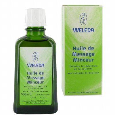 Huile de Massage Minceur, Weleda - Infos et avis