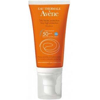 Emulsion Très Haute Protection SPF 50  Sans Parfum, Avène - Infos et avis