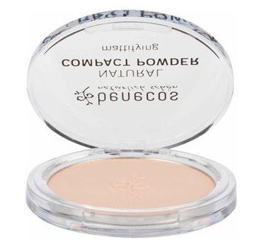 Natural Compact Powder, Benecos : Juliettecrm aime !
