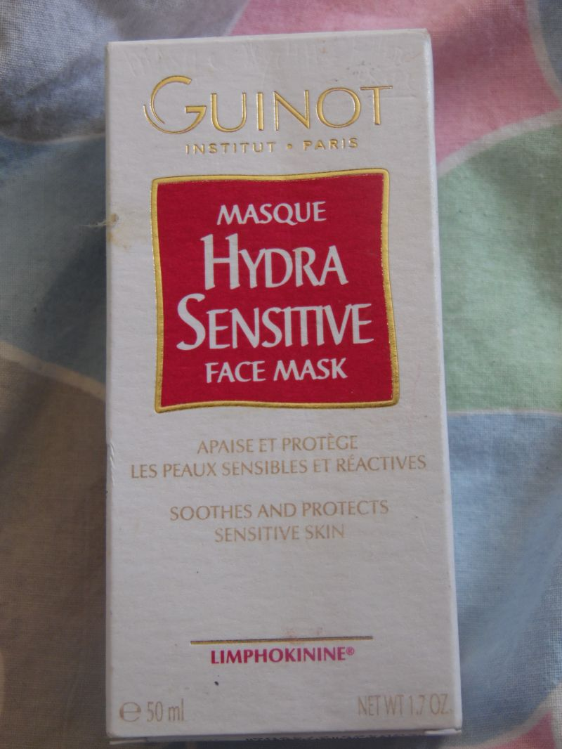 Swatch Masque hydra sensitive face mask, Guinot