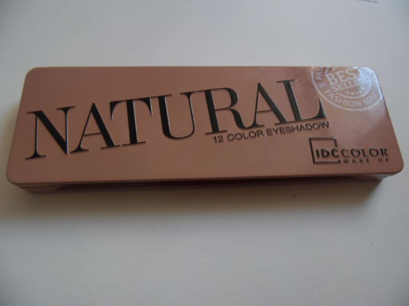Swatch NATURAL, IDC Color Makeup