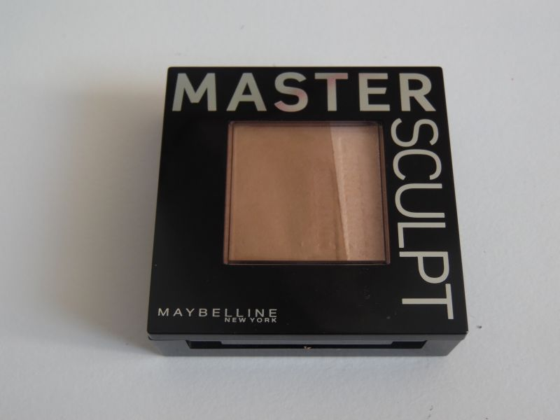 Swatch Master Sculpt Contouring Palette, Maybelline New York