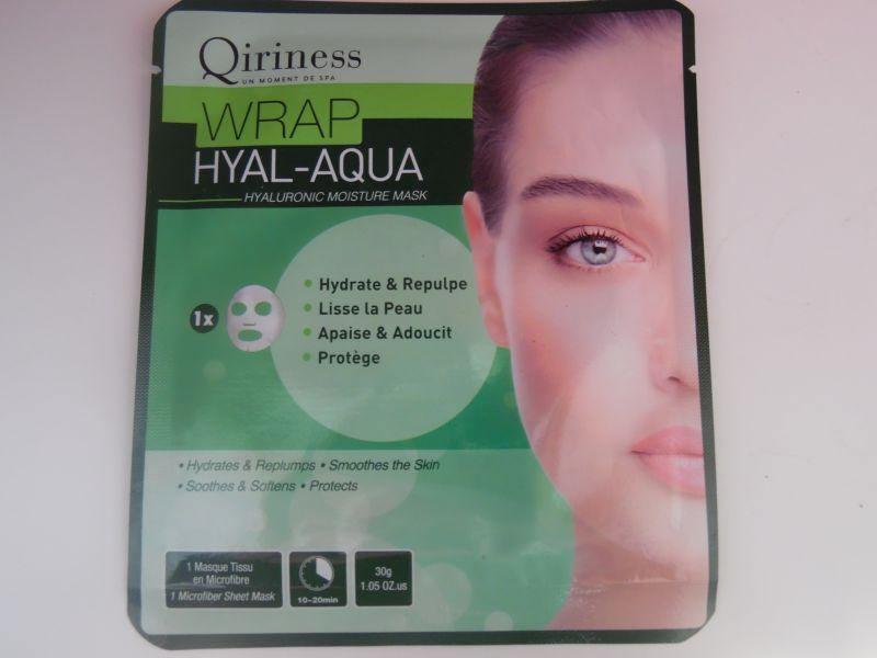 Swatch Wrap Hyal Aqua, Qiriness