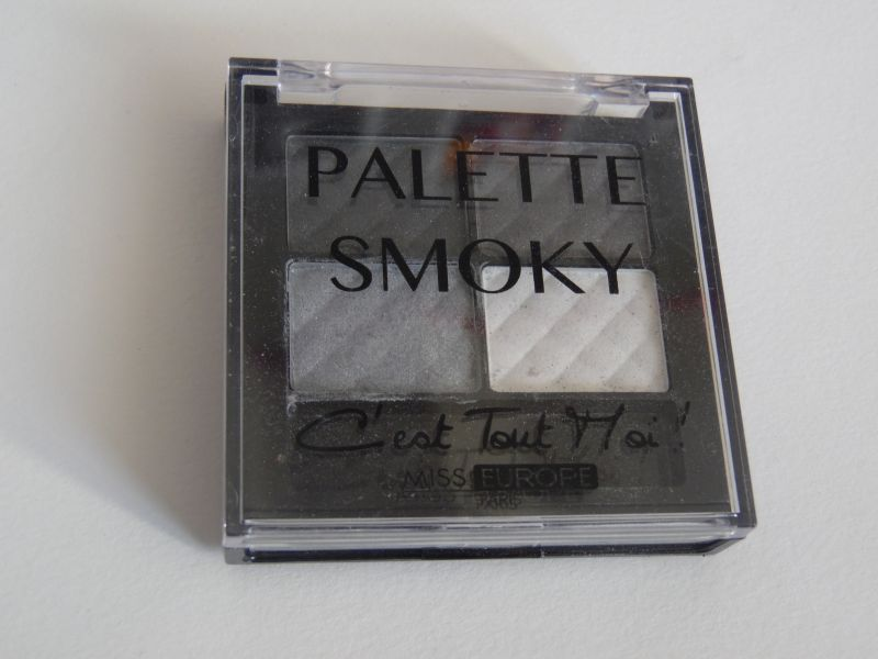 Swatch Palette smoky, Miss Europe