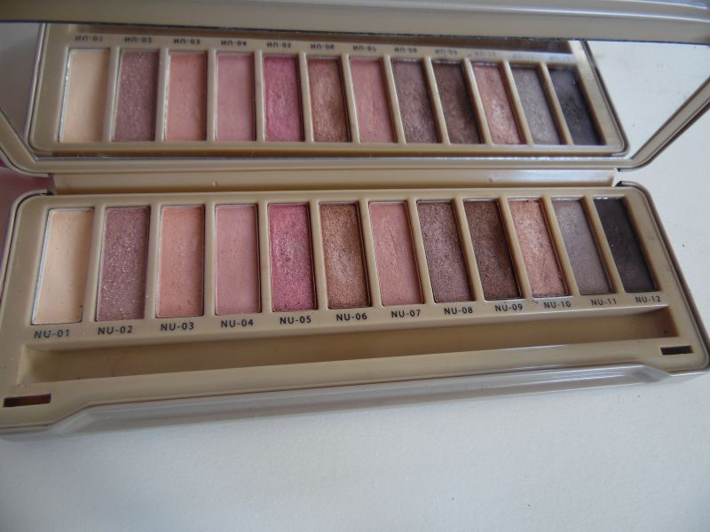 Swatch NUDES, IDC Color Makeup