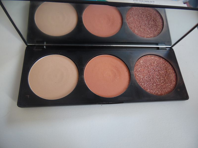 Contour & highlight, IDC Color Makeup - Infos et avis