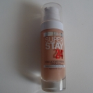 Super stay 24h, Maybelline New York - Maquillage - Fond de teint