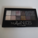 The rock nudes, Maybelline New York