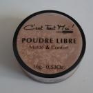 Poudre Libre Matité & Confort n°02 Moyen, Miss Europe - Maquillage - Poudre