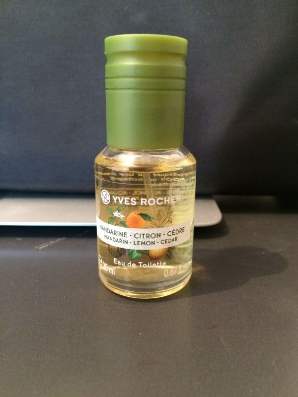 Swatch Energie - Eau de Toilette Mandarine Citron Cèdre, Yves Rocher