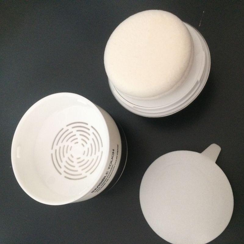 Swatch Invisible Powder, Kiko