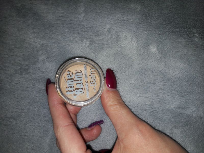 Swatch Anticernes time balm, theBalm