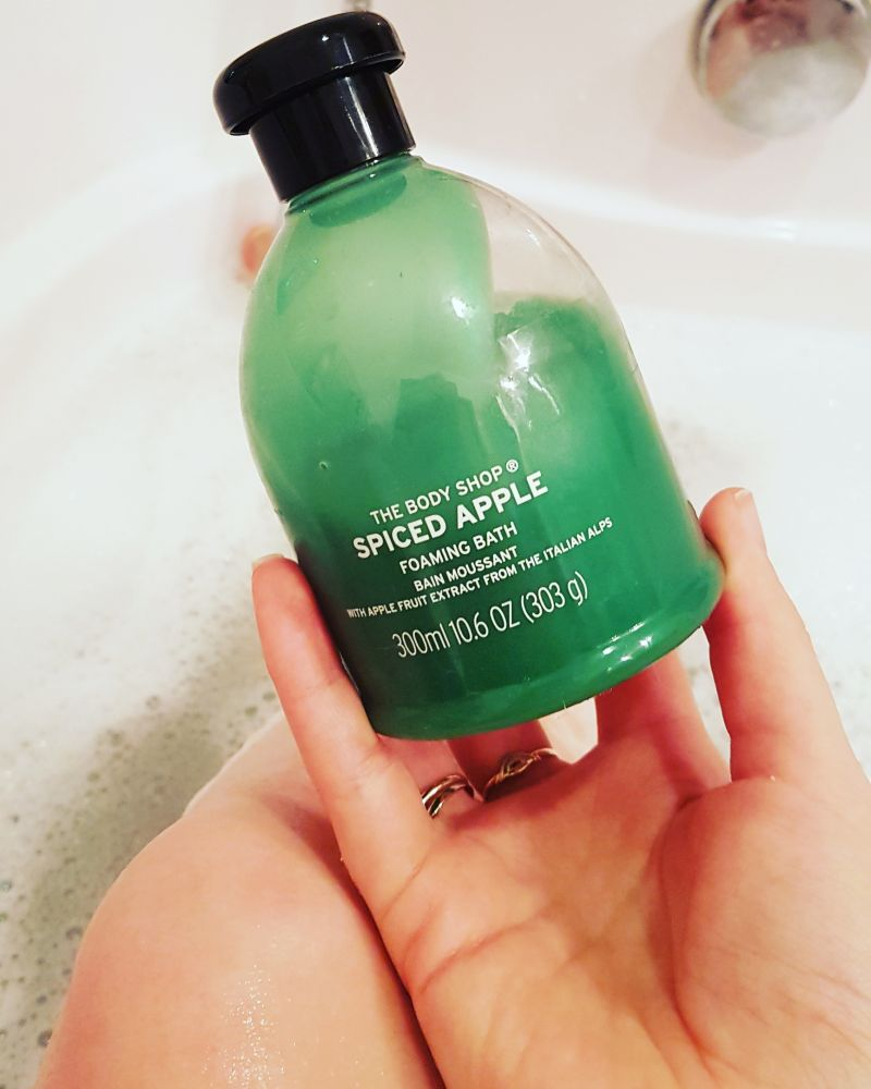 Swatch Bain Moussant Frosted Berries, The Body Shop