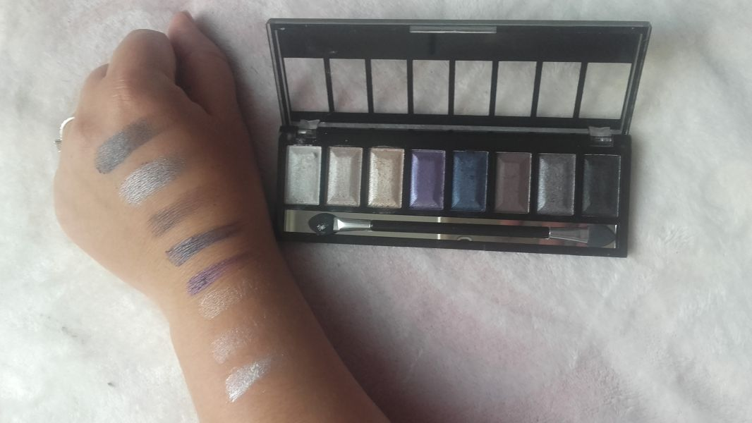 Swatch Eyeshadow Palette 8 Colors, Max & More