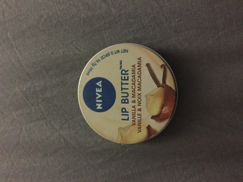 Swatch Lip Butter - Vanilla Macadamia de Labello, Labello