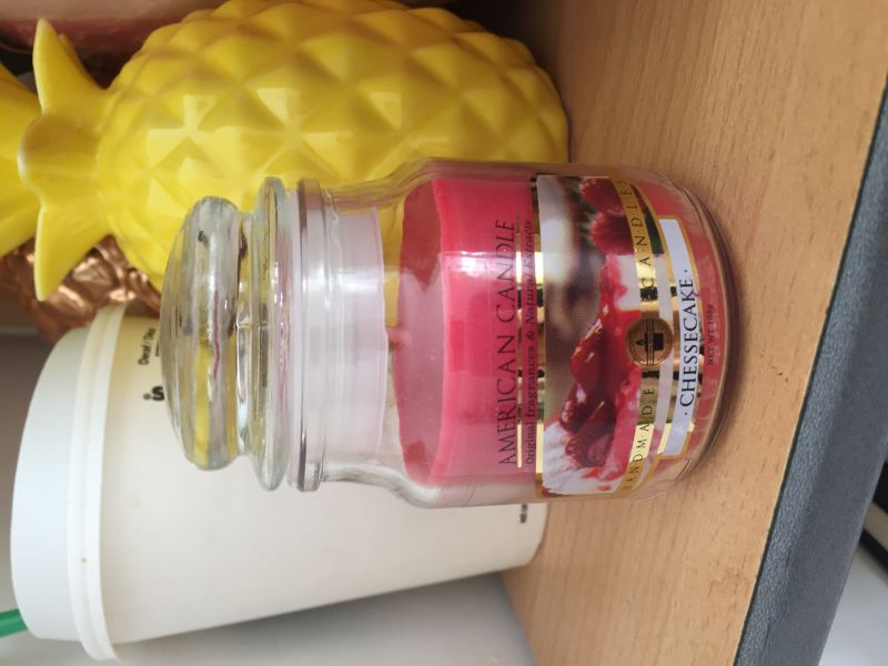 Swatch Handmade candle, American Candle