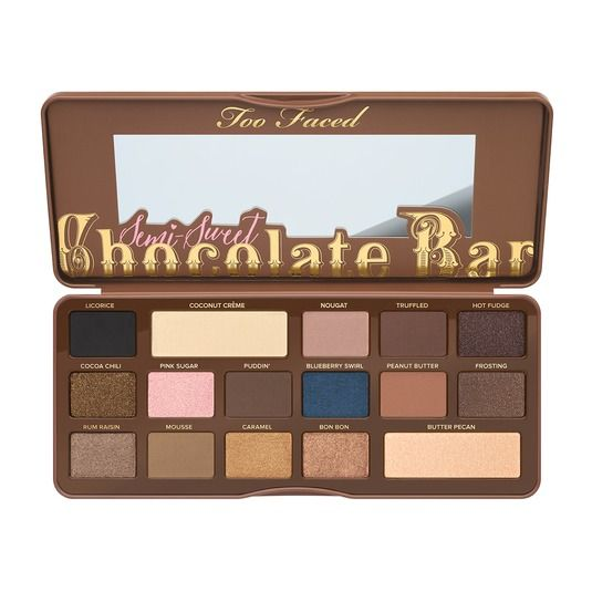 Semi-Sweet Chocolate Bare, Too Faced - Infos et avis