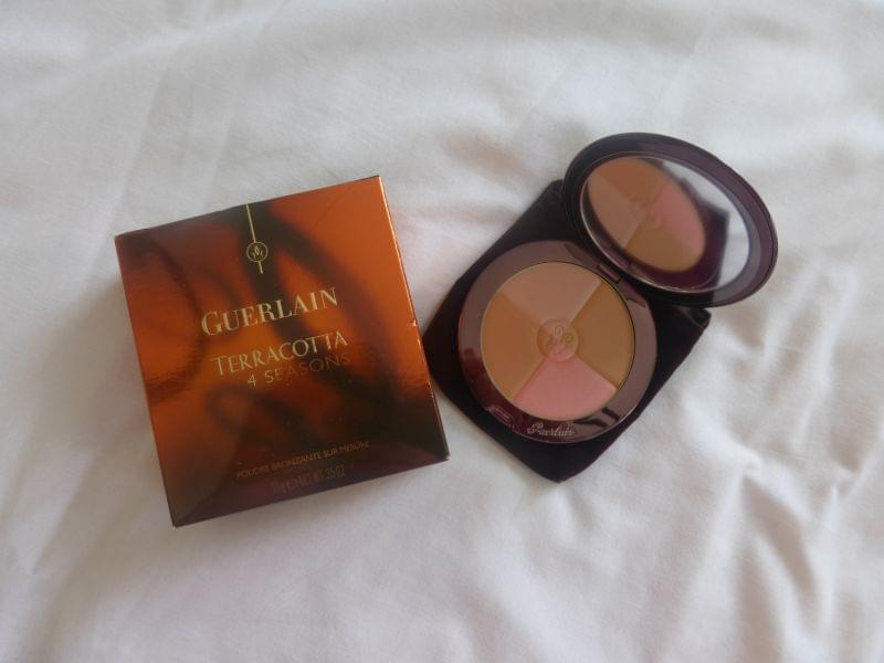 Swatch Terracotta 4 Seasons, Guerlain