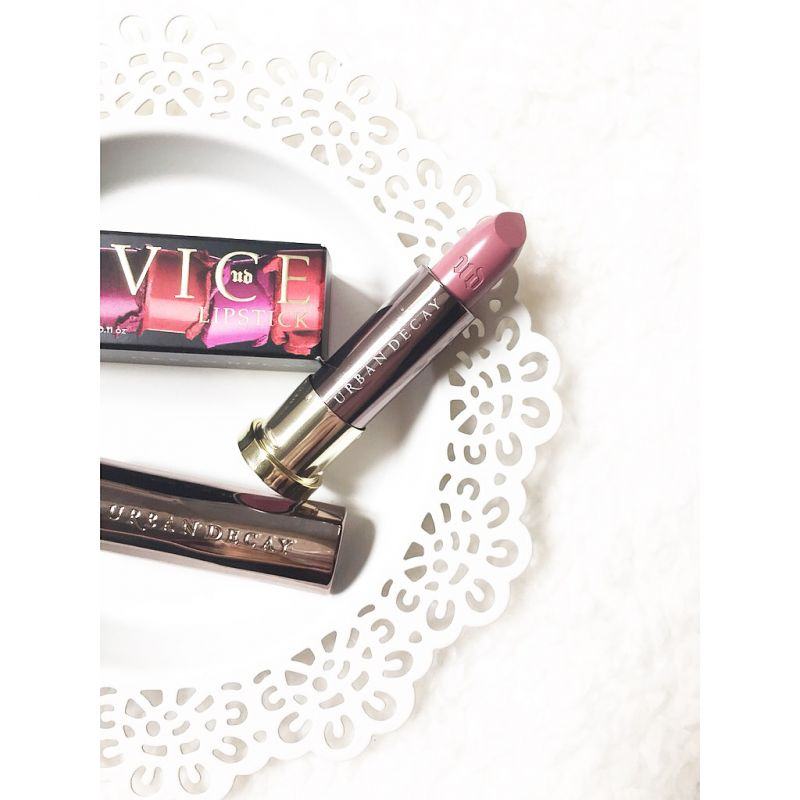 Swatch Vice Lipstick - Rouge à lèvres, Urban Decay