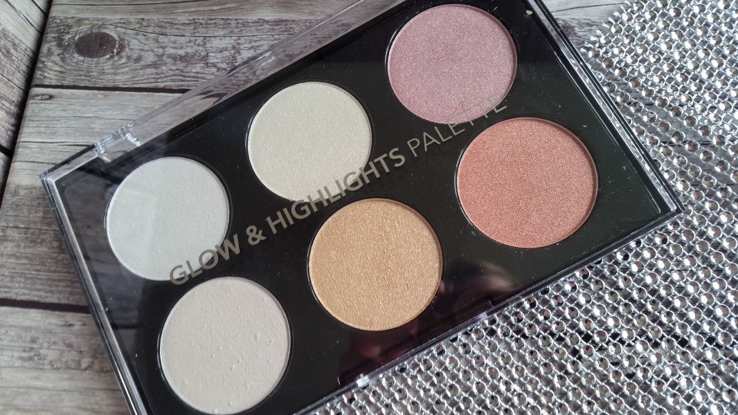 Swatch Glow & Highlight Palette, Max&more