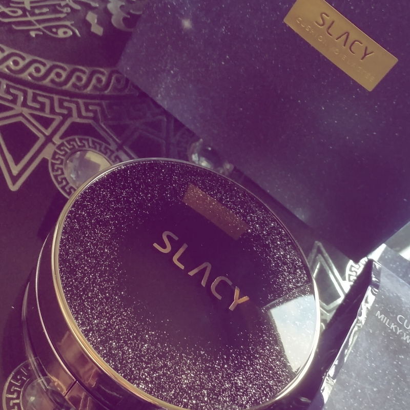 Swatch Slacy  cushion voie lactee, Slacy
