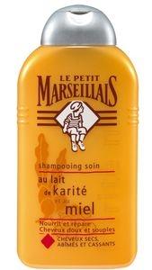 Swatch Shampooing Nutrition Intense - Karité Argan, Le Petit Marseillais
