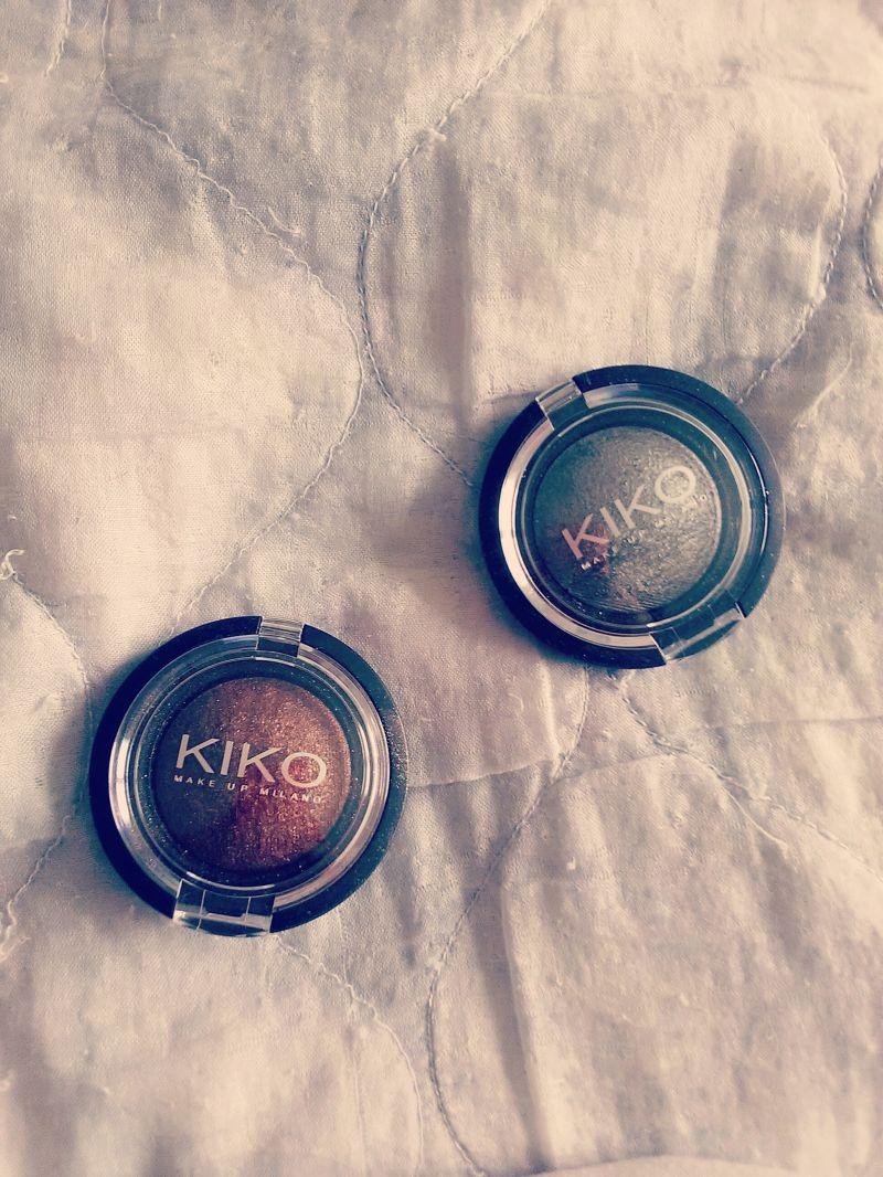 Swatch Colour Sphere Eyeshadow, Kiko