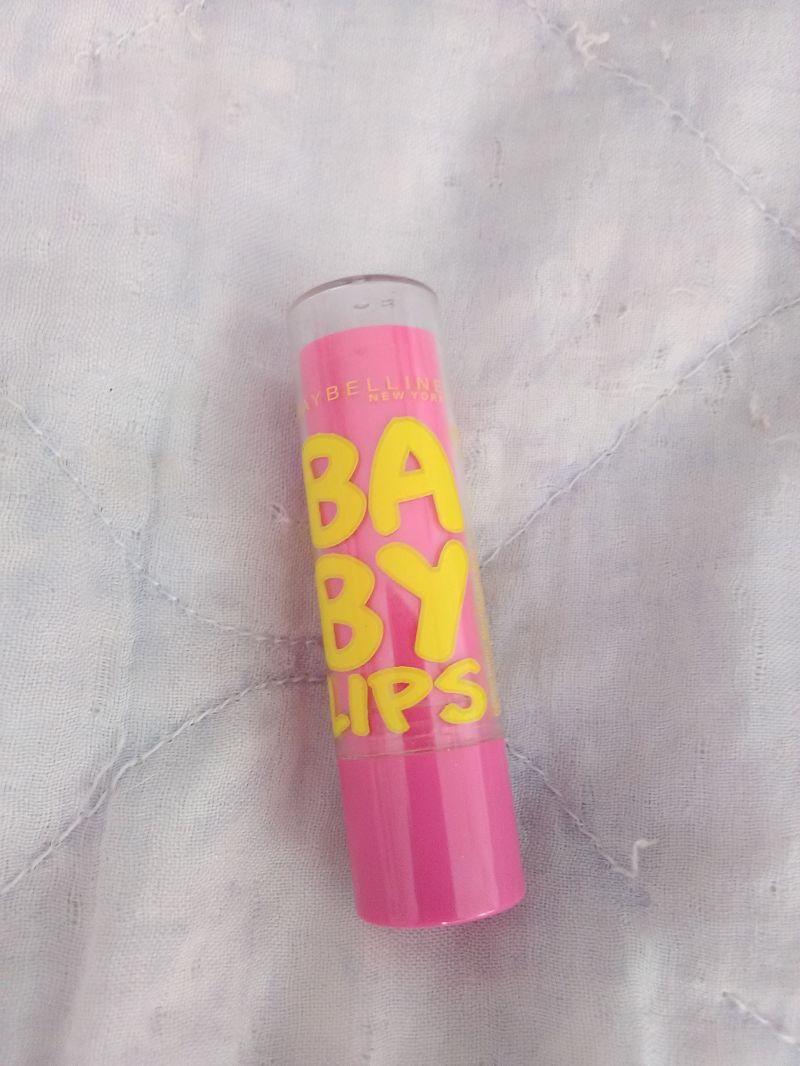 Swatch Baby Lips Baume à Lèvres Teinté, Gemey-Maybelline