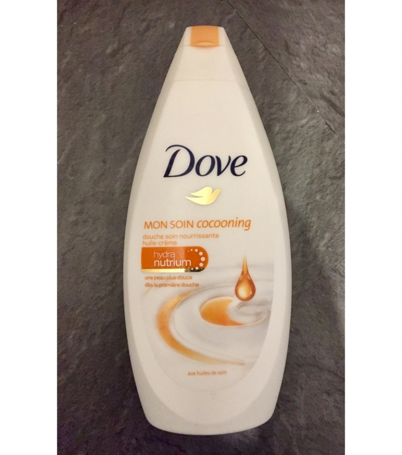 Swatch Gel Douche Mon Soin Cocooning, Dove