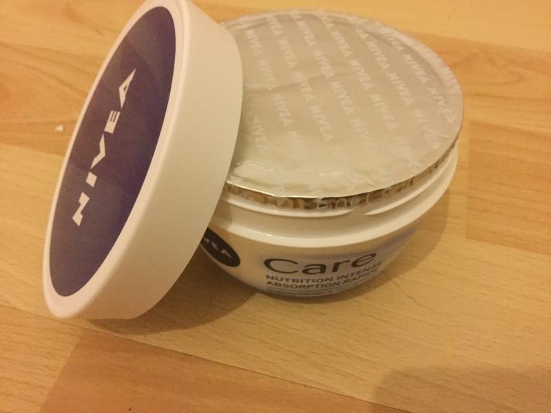 Swatch Nivea Care Crème Visage et Corps Nutrition Intense, Nivea