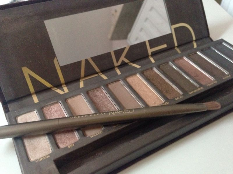 Swatch Naked, Urban Decay
