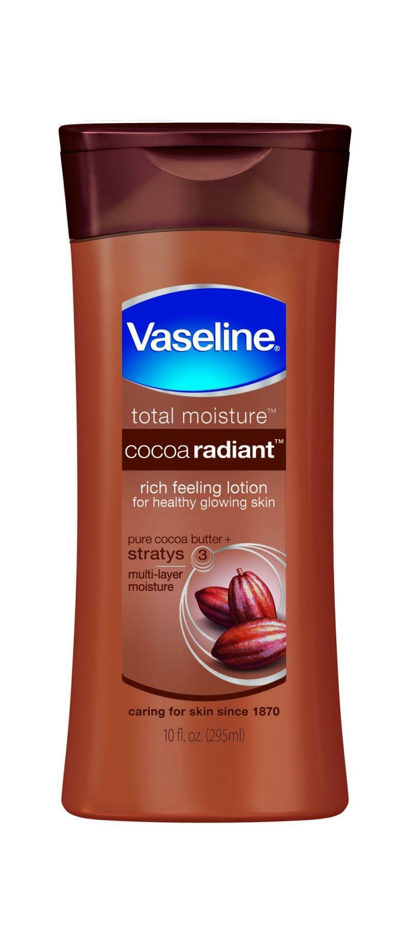 Cocoa Radiant Lotion pour le corps, Vaseline - Infos et avis