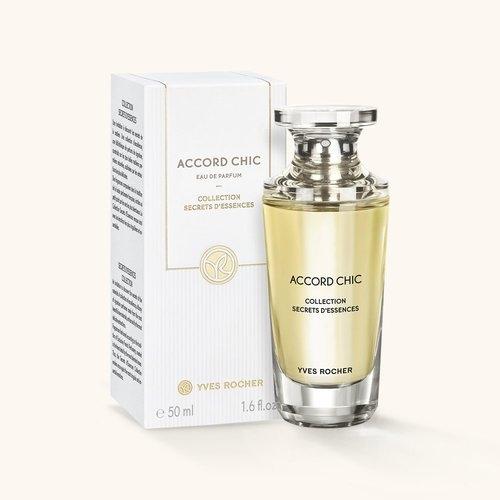 Secrets d'Essences Accord Chic - Eau de Parfum, Yves Rocher - Infos et avis