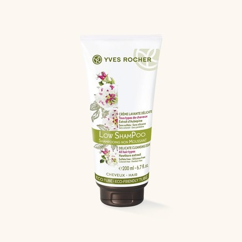 Low Shampoo - Crème Lavante Délicate, Yves Rocher - Infos et avis