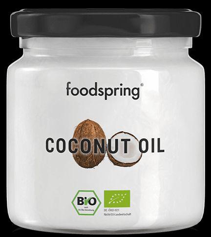 Huile de coco, Foodspring - Infos et avis