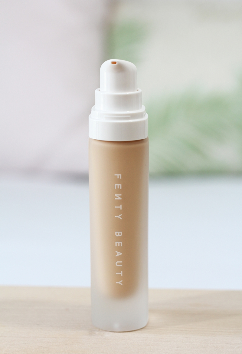 Swatch Pro Filt'r Soft Matte Longwear Foundation - Fond de Teint Longue Tenue, Fenty Beauty by Rihanna