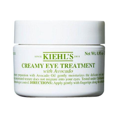 Creamy Eye Treatment with Avocado, Kiehl's - Infos et avis