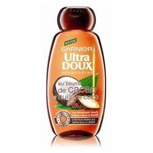 Shampoing Beurre de Caco Huile de Coco Ultra Doux, Garnier - Infos et avis